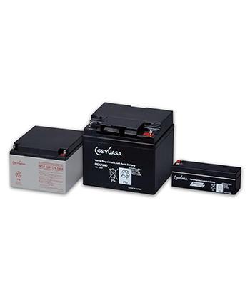 産業用鉛蓄電池(小型制御弁式鉛蓄電池)