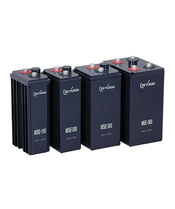 産業用鉛蓄電池(制御弁式据置鉛蓄電池)