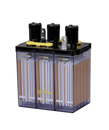 産業用鉛蓄電池(ベント形据置鉛蓄電池)